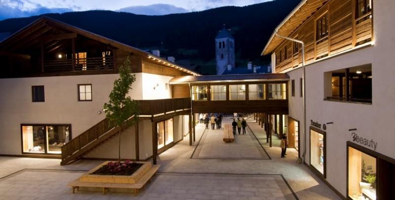Senfter residence senfter san candido - Residence a san candido con piscina ...